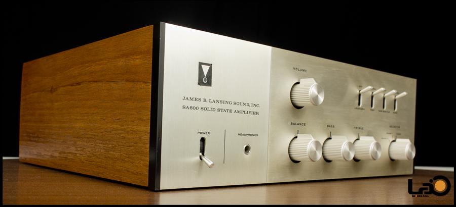 令和キャンペーン・美品 | JBL | SA600 | Solid State Amplifier | ステレオ・プリメインアンプ | _画像2