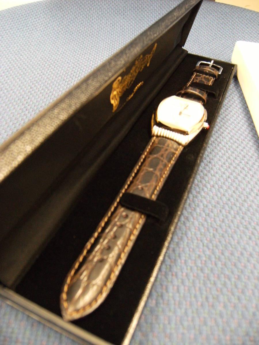 値下げしました! 〈非売品・未使用〉ディズニーシー 「ブラヴィッシーモ」腕時計_画像5