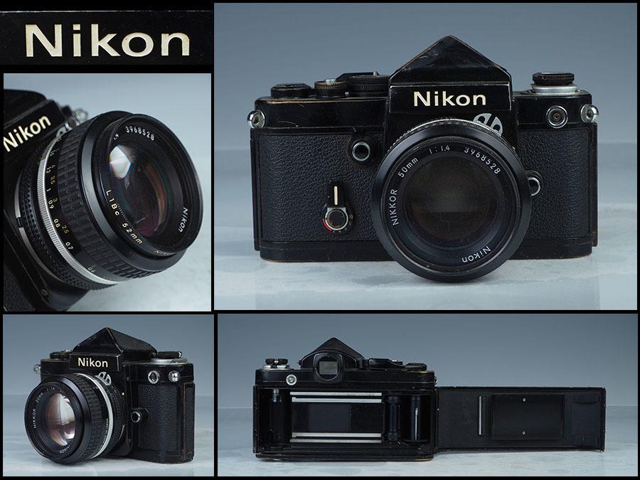 an52 Nikon F2 NIKKOR 50mm F1.4 de-2 アイレベルファインダー