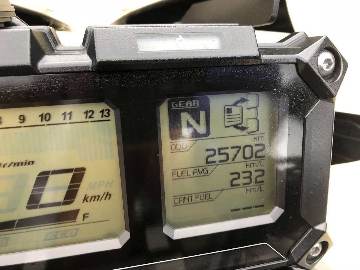 ★☆ヤマハ MT-09 トレーサー TRACER ABS 車検平成32年3月まで 美車!!☆★_画像10