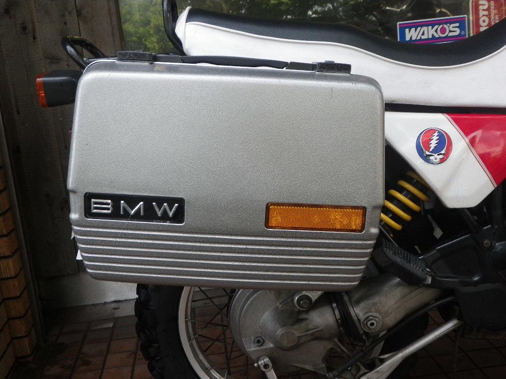 BMW R100GS パリダカ パニアケース付き ツーオーナー 東京発!_画像3