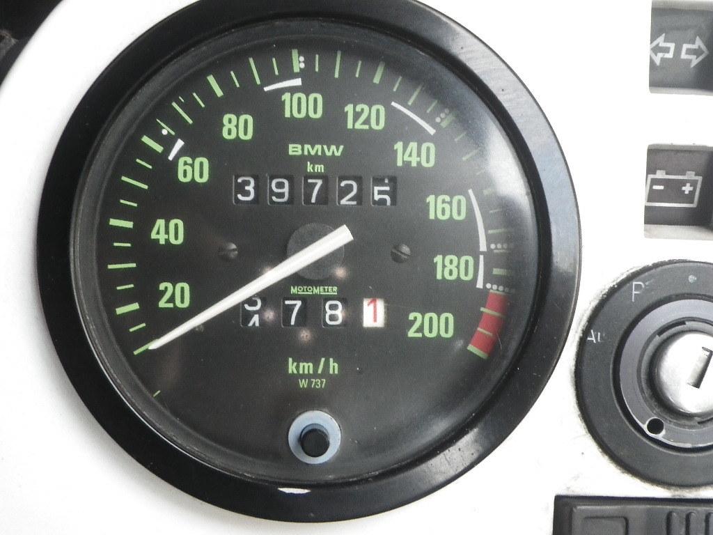 BMW R100GS パリダカ パニアケース付き ツーオーナー 東京発!_画像5