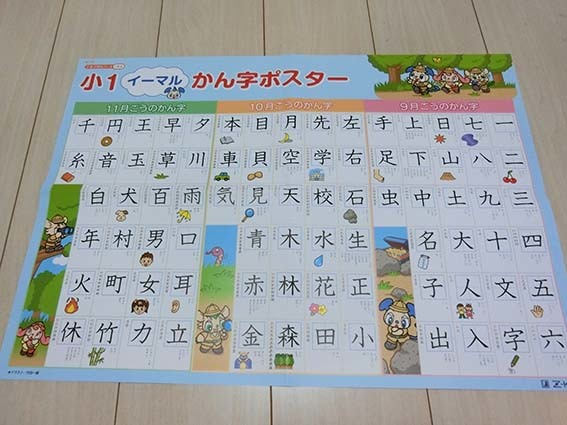 Z会 小学生コース 小1 ハイレベル 2018.4から2019.3 美品 未記入 新1年生 1年生 問題集_画像4