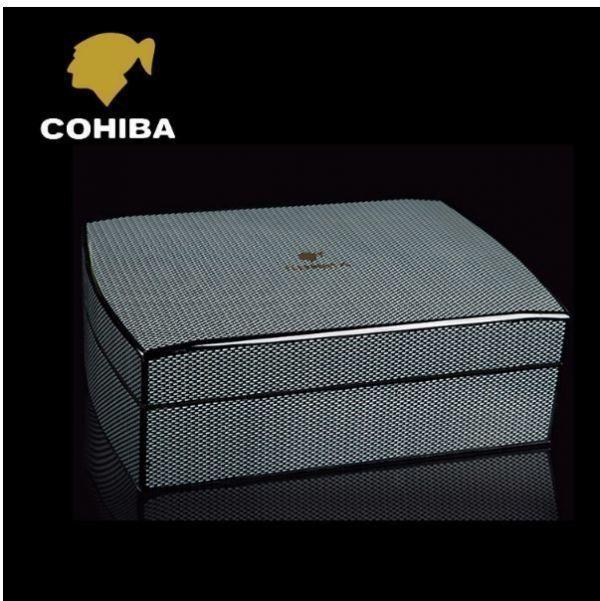 高品質 木製 ポータブルヒュミドール 葉巻 たばこ ラグジュアリー シンプル コンパクト クラシック 湿度計 蓋裏加湿器 ウッド 木製