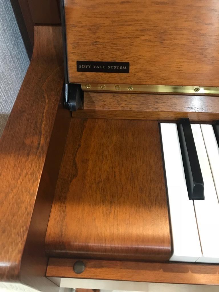 ピアノ カワイ C-380RG 定価約70万円!展示品!初回調律・送料サービス!木目・高級グレード!お気軽に値下げ交渉下さい!!_画像6