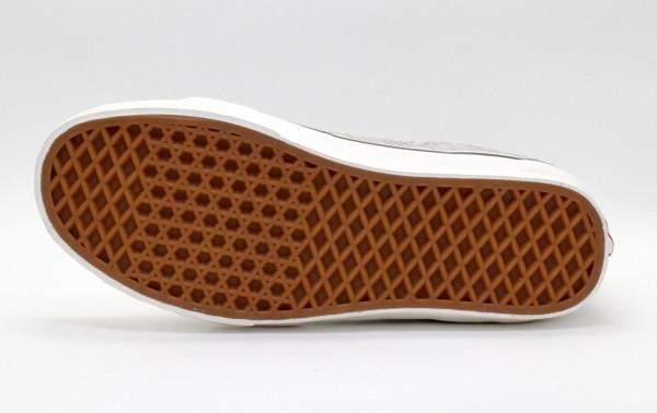 【USA購入 正規新品】VANSバンズ 27.0cm スケートハイ SK8-HI ヘアリースエード革レザーグレー ビンテージ 靴シューズ☆9a44_画像5
