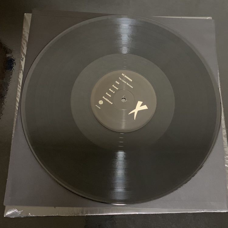 中古 NxWorries Yes Lawd! Remixes LP Anderson .Paak Knxwledge JAZZ HIPHOP SOUL FUNK アンダーソンパーク_画像3