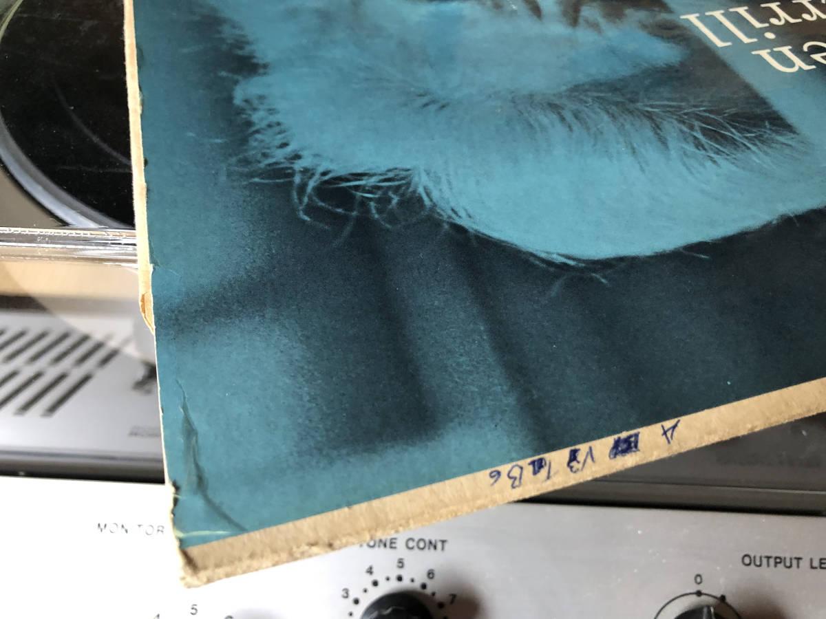{終活}Helen Merrill / EmArcy MG36006 / 完オリ、青バック、銀冠、大ドラマー、盤美盤_画像9
