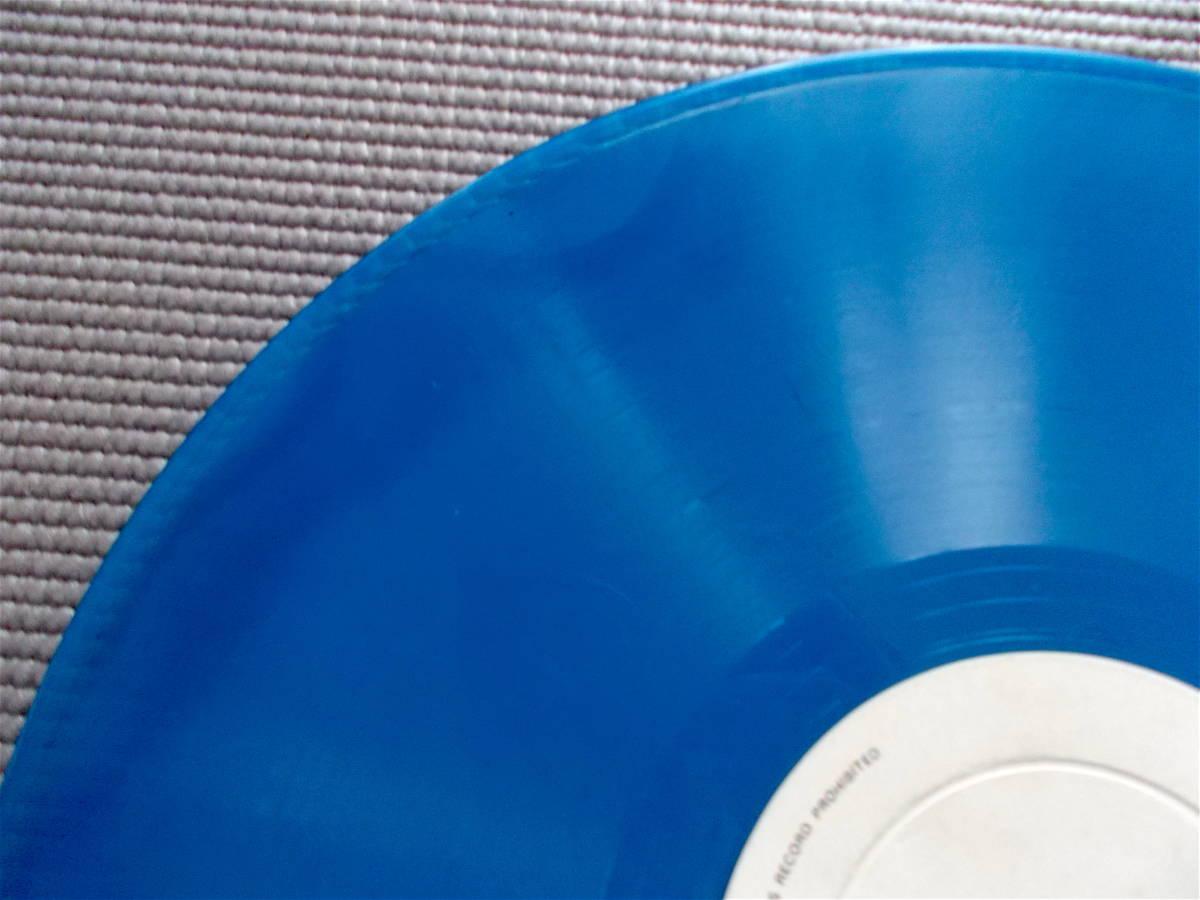 JOHN LENNON TELECASTS TMOQブルーカラー盤インサート付属 ブートLP _画像3