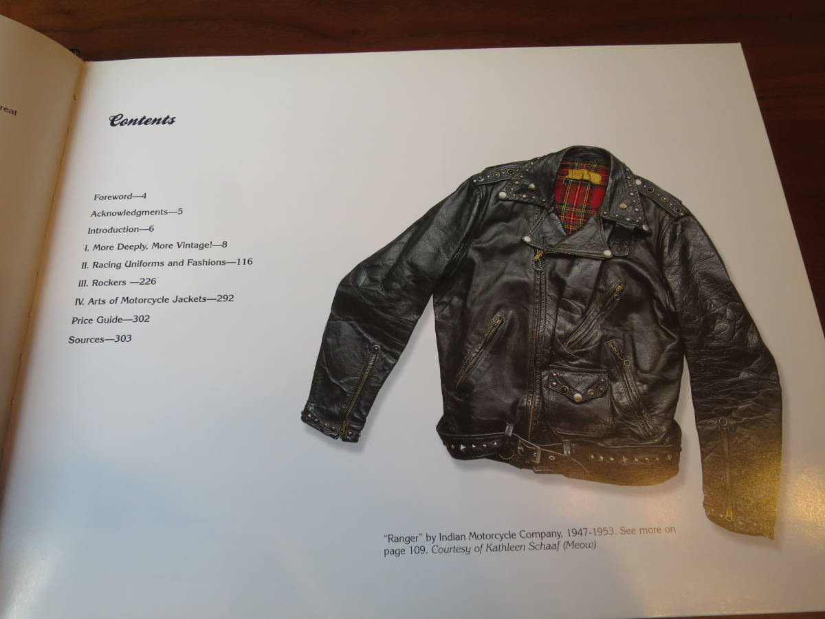 Motorcycle Jackets: ULTIMATE BIKER'S FASHIONS by Rin Tanaka_画像5