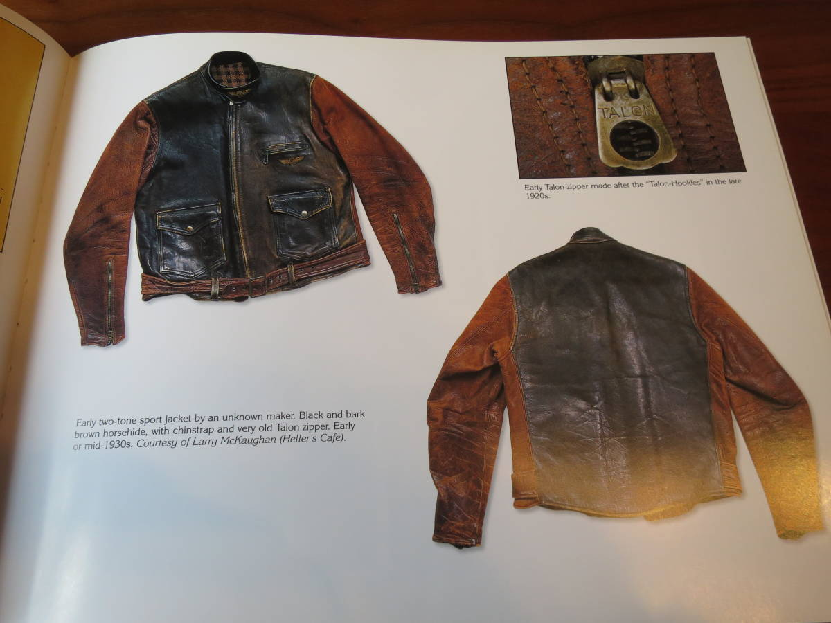 Motorcycle Jackets: ULTIMATE BIKER'S FASHIONS by Rin Tanaka_画像7