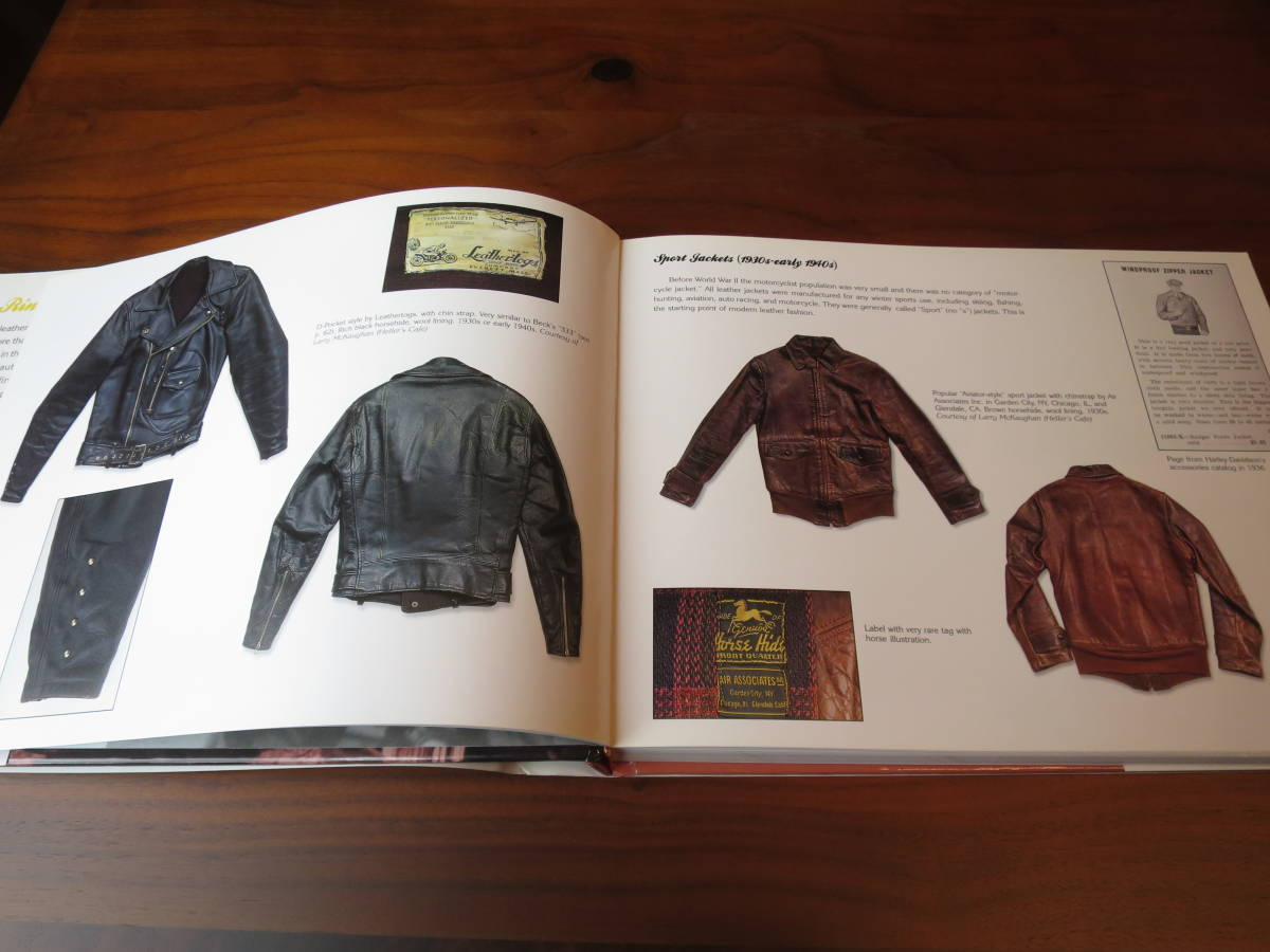 Motorcycle Jackets: ULTIMATE BIKER'S FASHIONS by Rin Tanaka_画像6