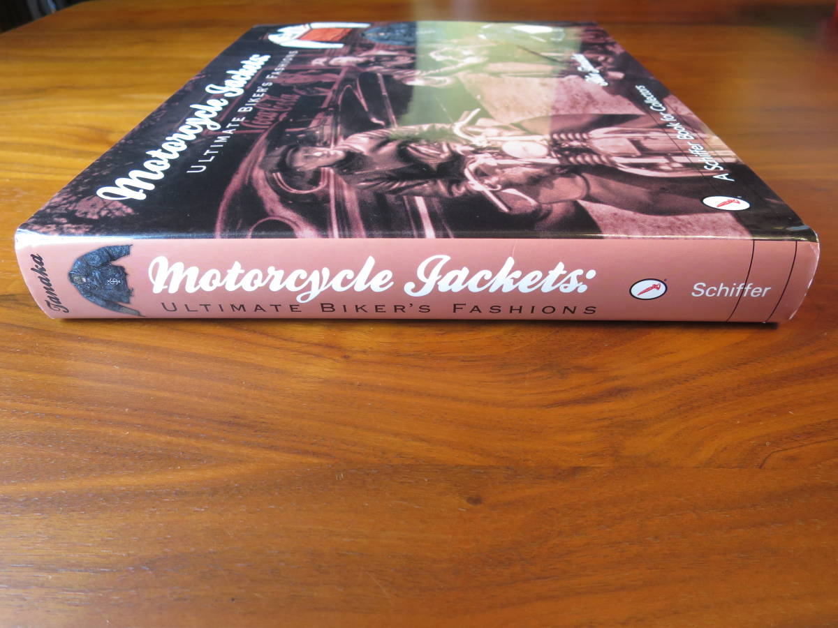 Motorcycle Jackets: ULTIMATE BIKER'S FASHIONS by Rin Tanaka_画像2