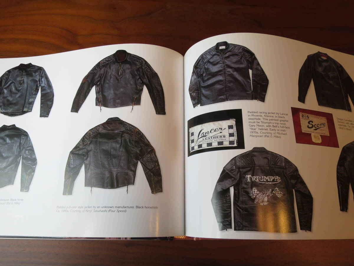 Motorcycle Jackets: ULTIMATE BIKER'S FASHIONS by Rin Tanaka_画像8