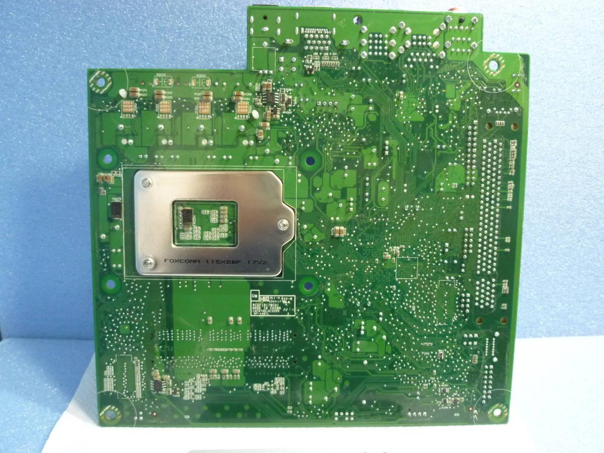 Lenovo抜き マザー ThinkCentre M91 LGA:1155  動作品_画像3