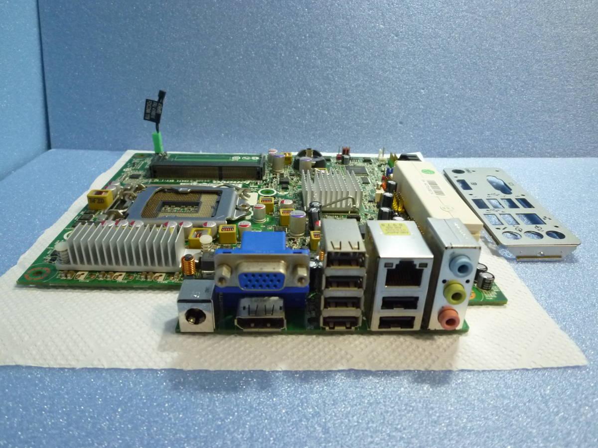 Lenovo抜き マザー ThinkCentre M91 LGA:1155  動作品_画像4