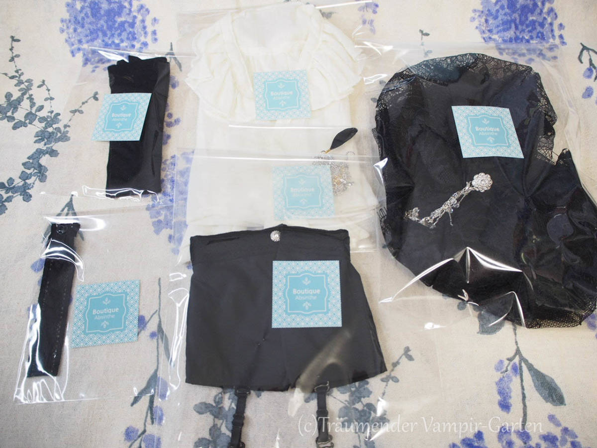 海外ディーラー製 SD17 男の子 洋服セット 未使用 未開封品 A B 2着セット_画像1