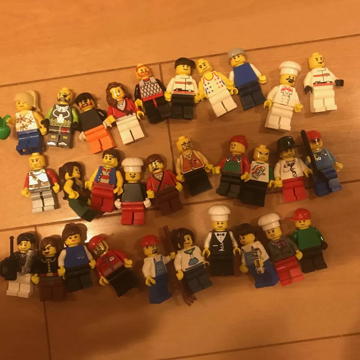 レゴ フィグ いろいろ 200体ぐらい_画像5