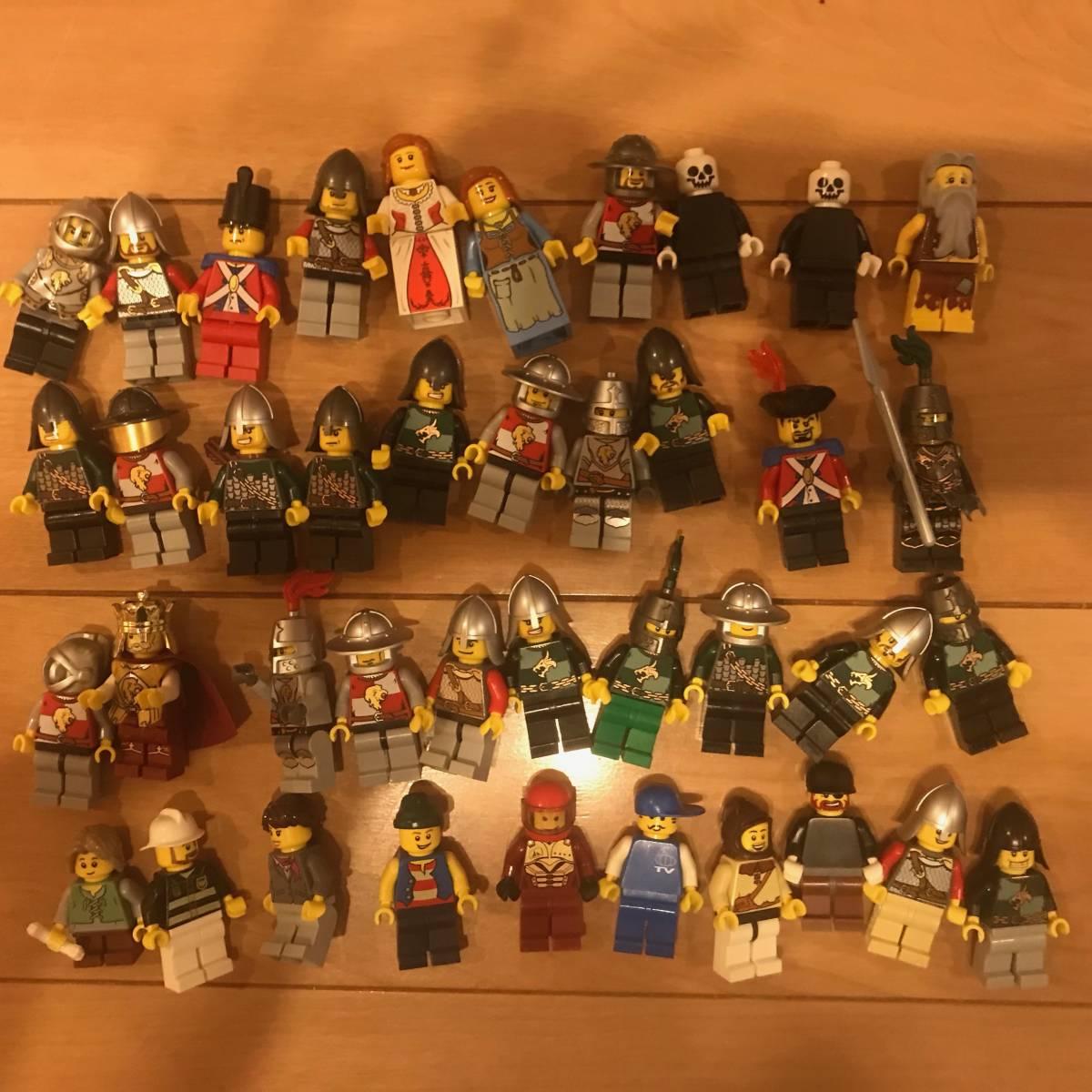 レゴ フィグ いろいろ 200体ぐらい_画像3