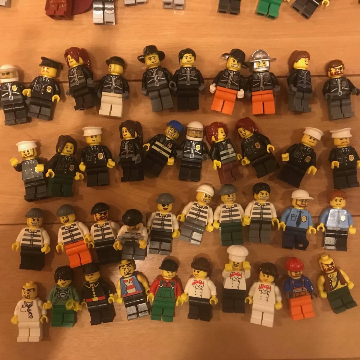 レゴ フィグ いろいろ 200体ぐらい_画像2