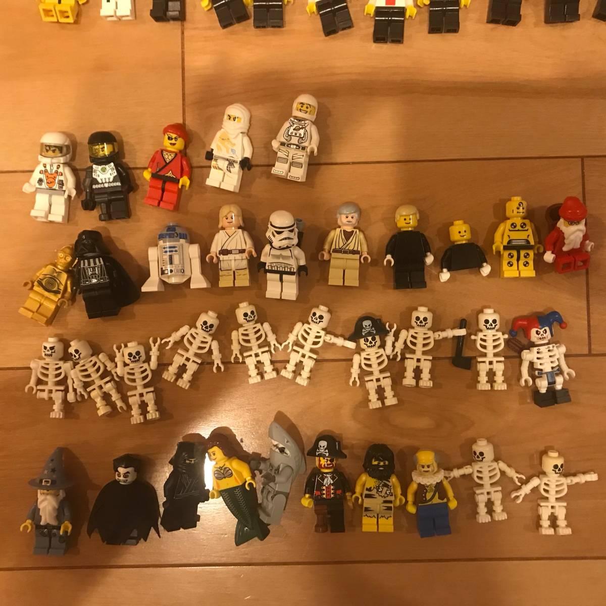 レゴ フィグ いろいろ 200体ぐらい_画像6