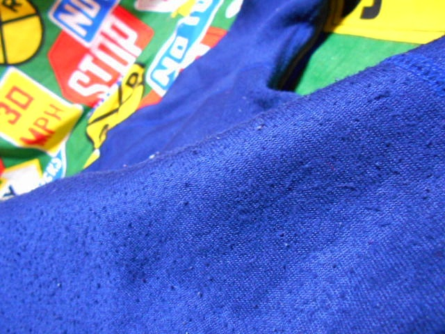 ☆希少な70年代後半の1着☆Made in USA製アメリカ製Patagoniaパタゴニアビンテージレトロパイルフリースシャツ70s70年代ネイビー紺デカタグ_画像9