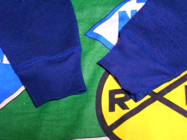 ☆希少な70年代後半の1着☆Made in USA製アメリカ製Patagoniaパタゴニアビンテージレトロパイルフリースシャツ70s70年代ネイビー紺デカタグ_画像6