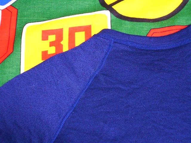 ☆希少な70年代後半の1着☆Made in USA製アメリカ製Patagoniaパタゴニアビンテージレトロパイルフリースシャツ70s70年代ネイビー紺デカタグ_画像5