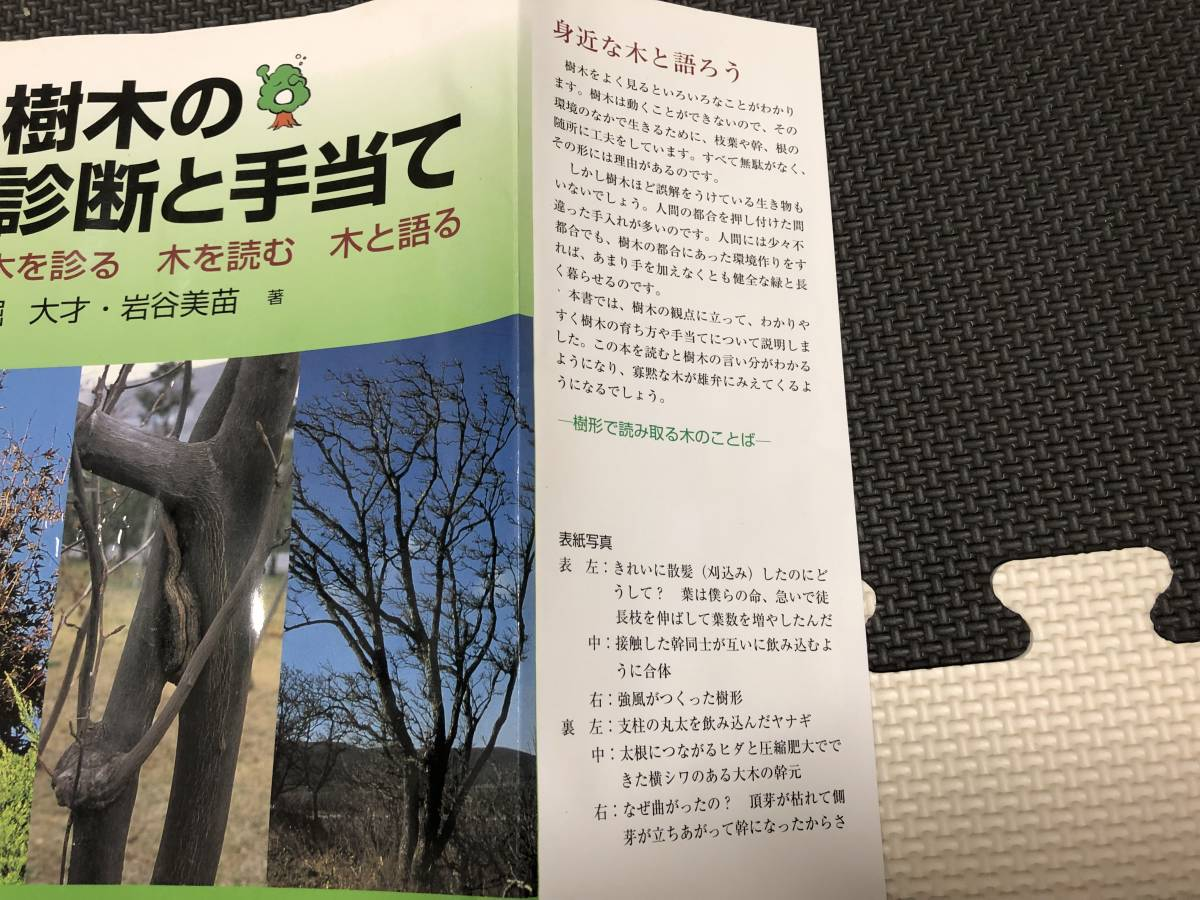 樹木の診断と手当 木を診る 木を読む 木と語る_画像3
