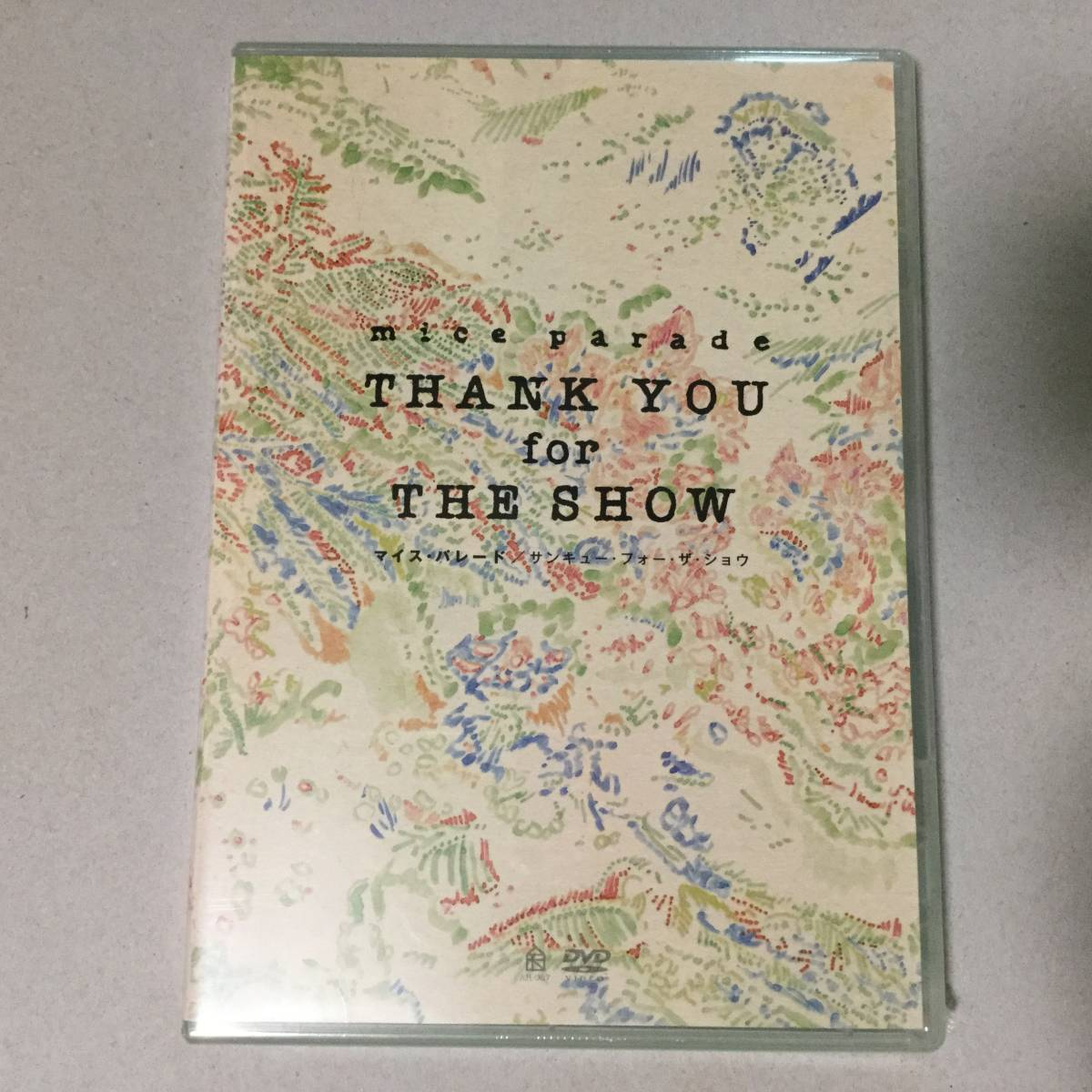 Mice Parade マイス・パレード - Thank You for The Show DVD 国内盤 Post Rock ポストロック_画像1