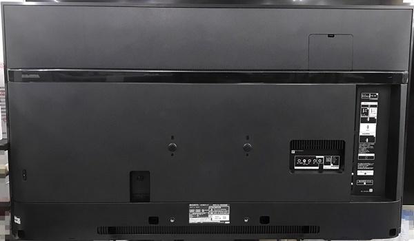 美品 ソニー SONY ブラビア 4K対応 49V型液晶テレビ KJ-49X8500F 2018年製 _画像3