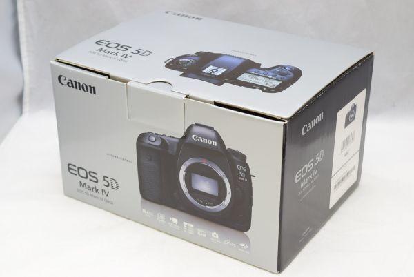 ☆美品☆Canon キャノン EOS 5D Mark Ⅳ ボディ マーク4