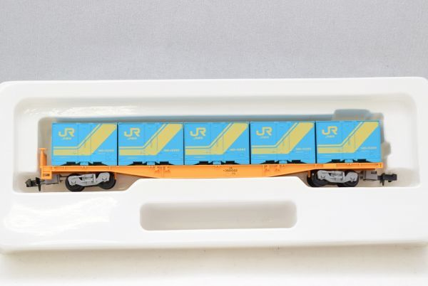 ☆TOMIX トミックス 2745 ◆ JR貨車 コキ35000形 2両_画像3