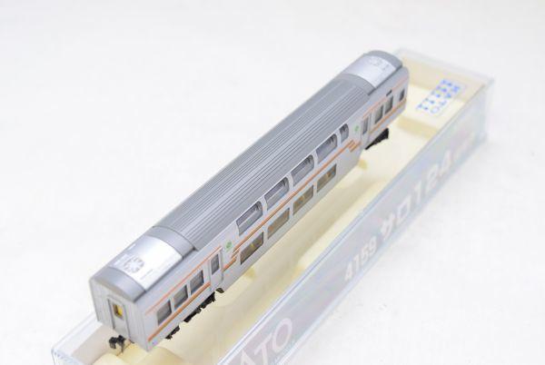☆KATO カトー 4159 ◆ サロ124 湘南色 近郊形電車 バラ_画像4