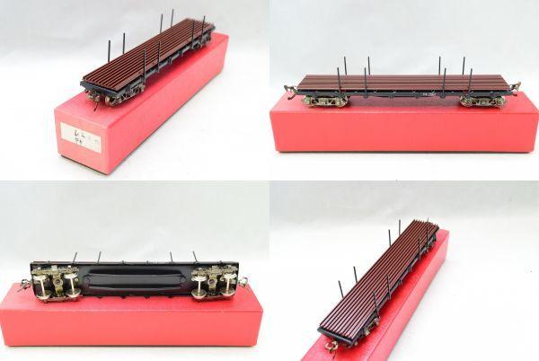 ☆ENDO エンドウ TER HO 貨車 8両 ◆ タム2300 / トキ15000 / チキ2500_画像4