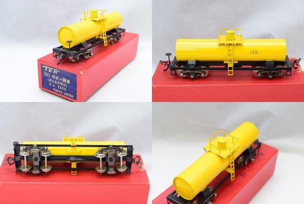 ☆ENDO エンドウ TER HO 貨車 8両 ◆ タム2300 / トキ15000 / チキ2500_画像2