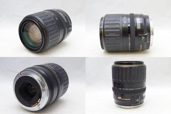 ☆Canon キャノン EOS5 ボディ + EF 35-135mm 1:4-5.6_画像8