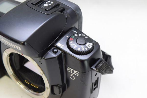 ☆Canon キャノン EOS5 ボディ + EF 35-135mm 1:4-5.6_画像7