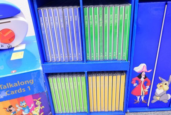 ☆☆DWE ディズニー英語 CD・DVD セット メインプログラム、トークアロング、シングアロング  ジャンク_画像4