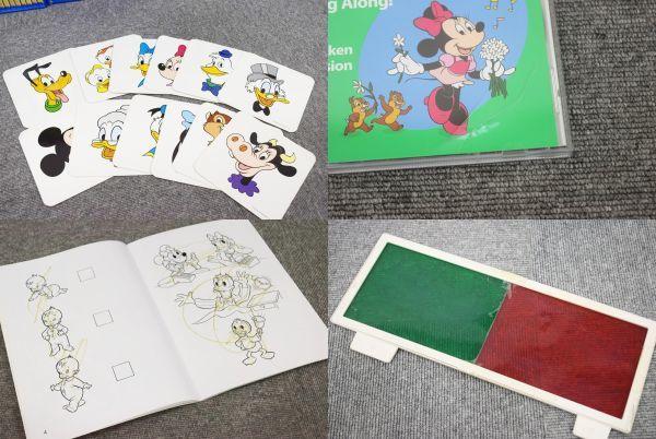 ☆☆DWE ディズニー英語 CD・DVD セット メインプログラム、トークアロング、シングアロング  ジャンク_画像6