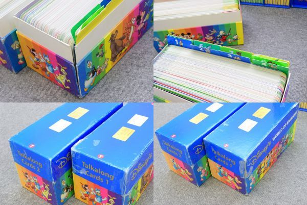 ☆☆DWE ディズニー英語 CD・DVD セット メインプログラム、トークアロング、シングアロング  ジャンク_画像10