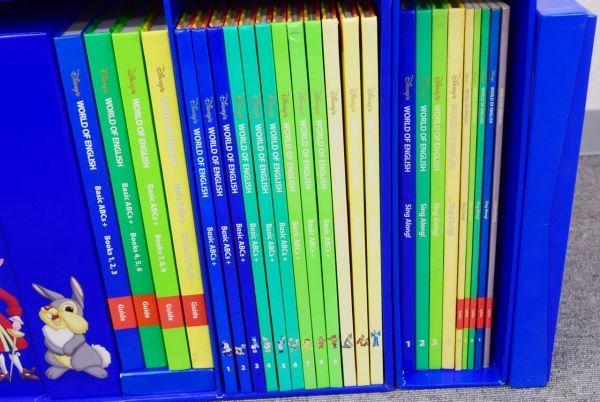 ☆☆DWE ディズニー英語 CD・DVD セット メインプログラム、トークアロング、シングアロング  ジャンク_画像5
