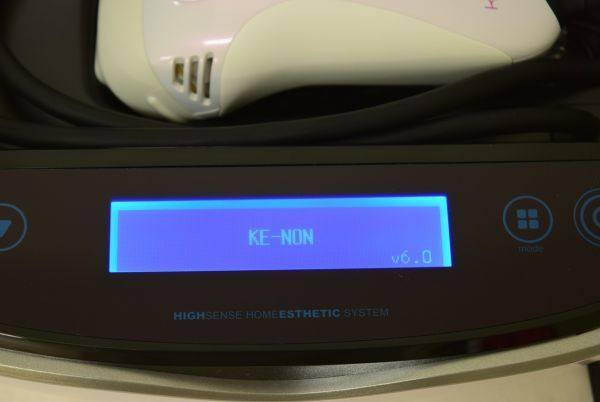☆☆Ke-non ケノン Ver6.0 美容脱毛器  未使用エクストラカートリッジ付き /2325D_画像3