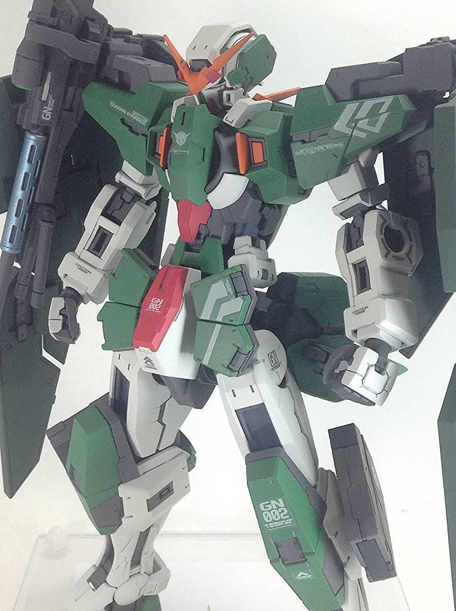MG 1/100 ガンダムデュナメス 改修 塗装済 完成品