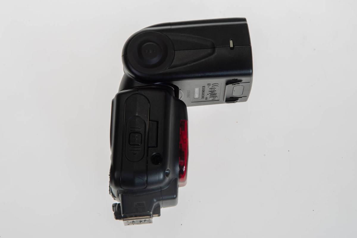 【中古】Nikon SB-910 実用品 本体、ケース、フィルター、デフューザー_画像3