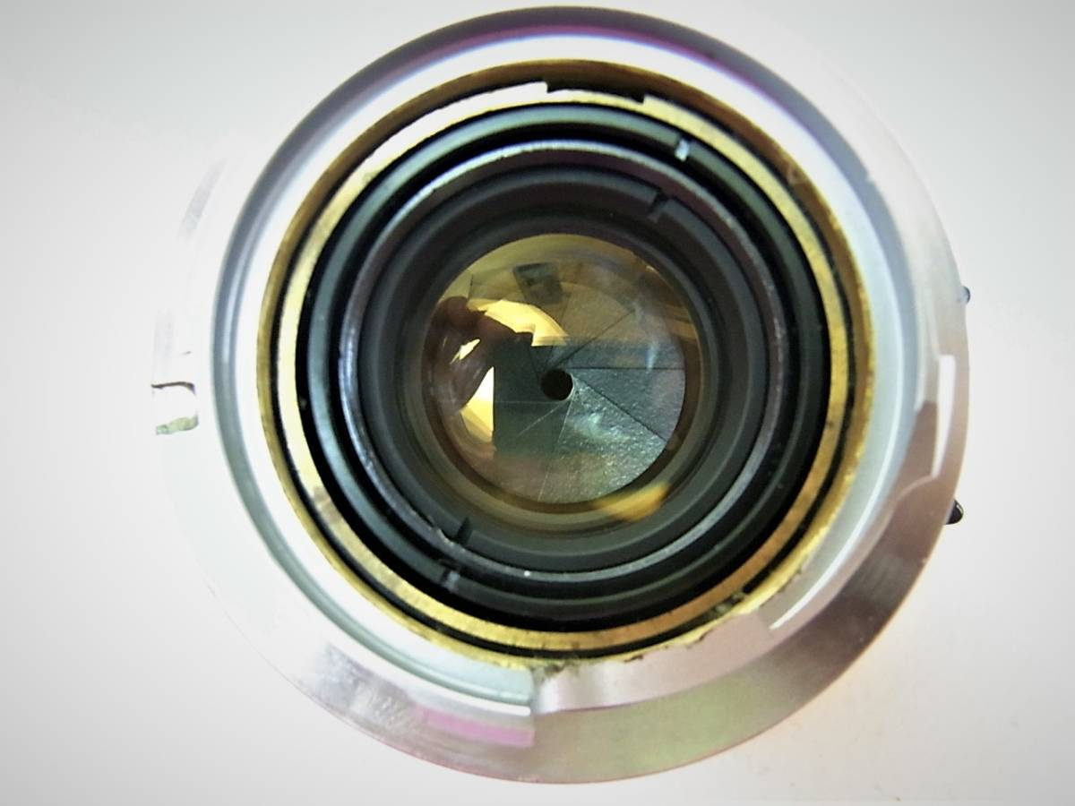 【免税店 東京 質屋おぢさん】 アンティーク カメラ ライカ Leica M4 ズミクロン 35mm CANADA_画像6