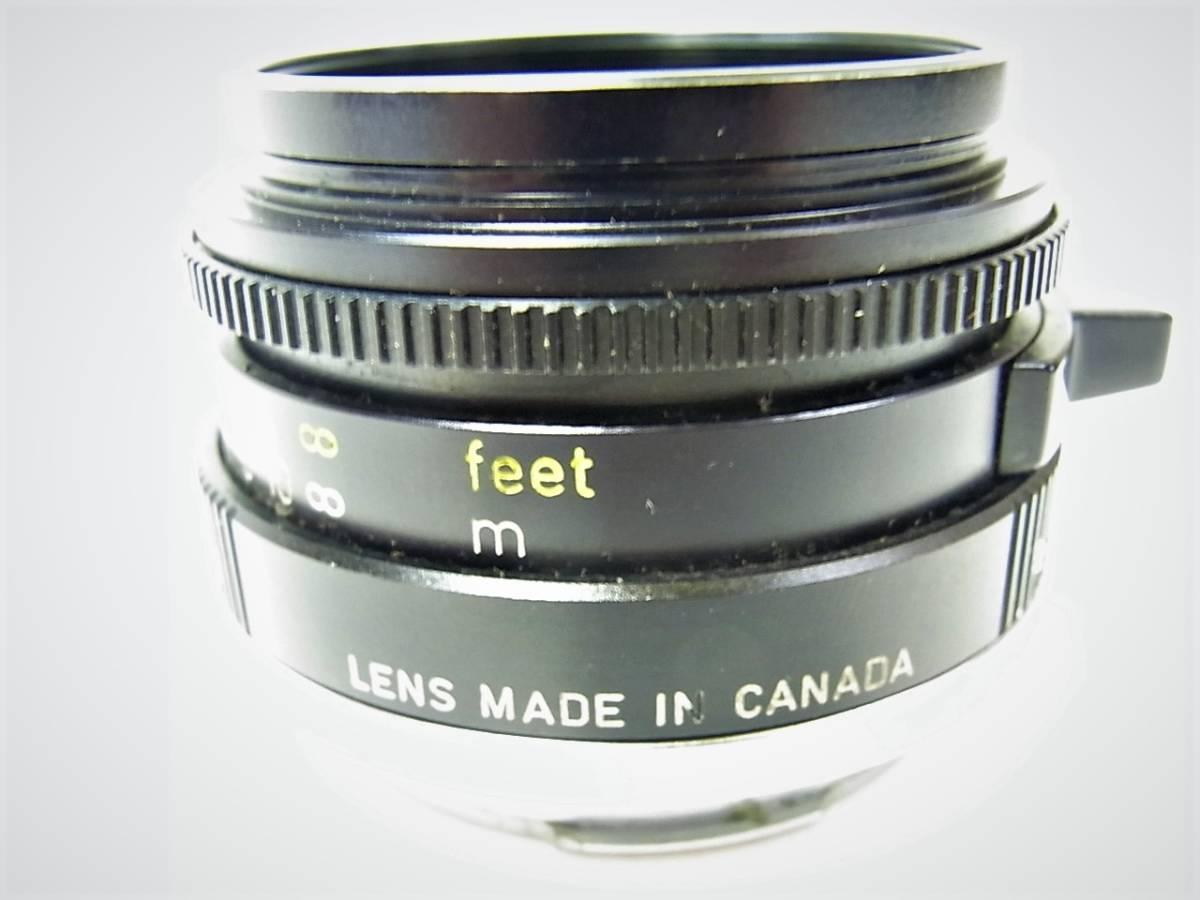 【免税店 東京 質屋おぢさん】 アンティーク カメラ ライカ Leica M4 ズミクロン 35mm CANADA_画像7