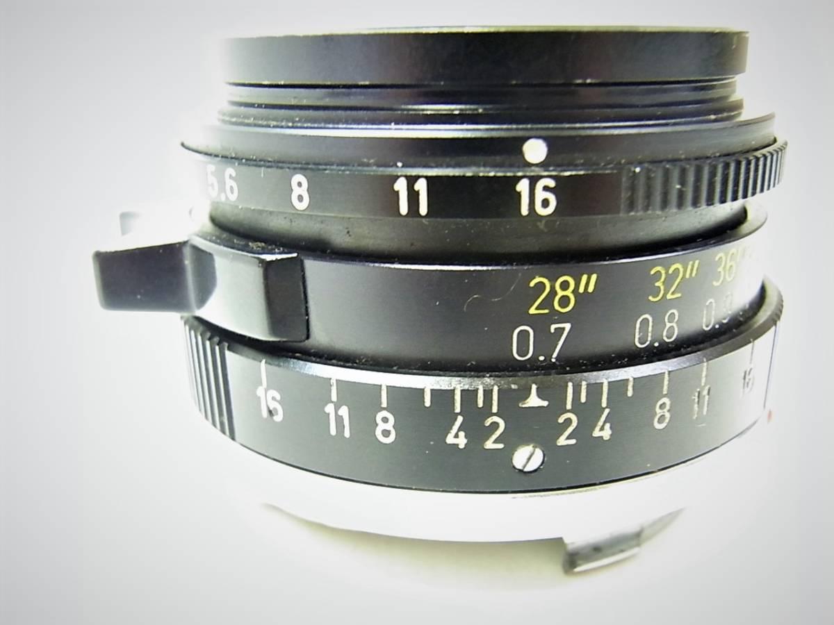 【免税店 東京 質屋おぢさん】 アンティーク カメラ ライカ Leica M4 ズミクロン 35mm CANADA_画像9