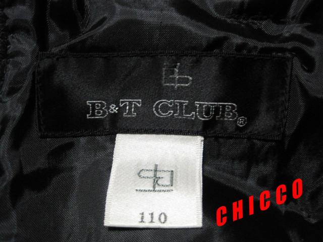 即決★美品★B&T CLUB メンズ W110cm 黒★大きいサイズ 本革 牛革 レザー パンツ ブラック ライダース ライディング パンツ パンク ロック_画像9