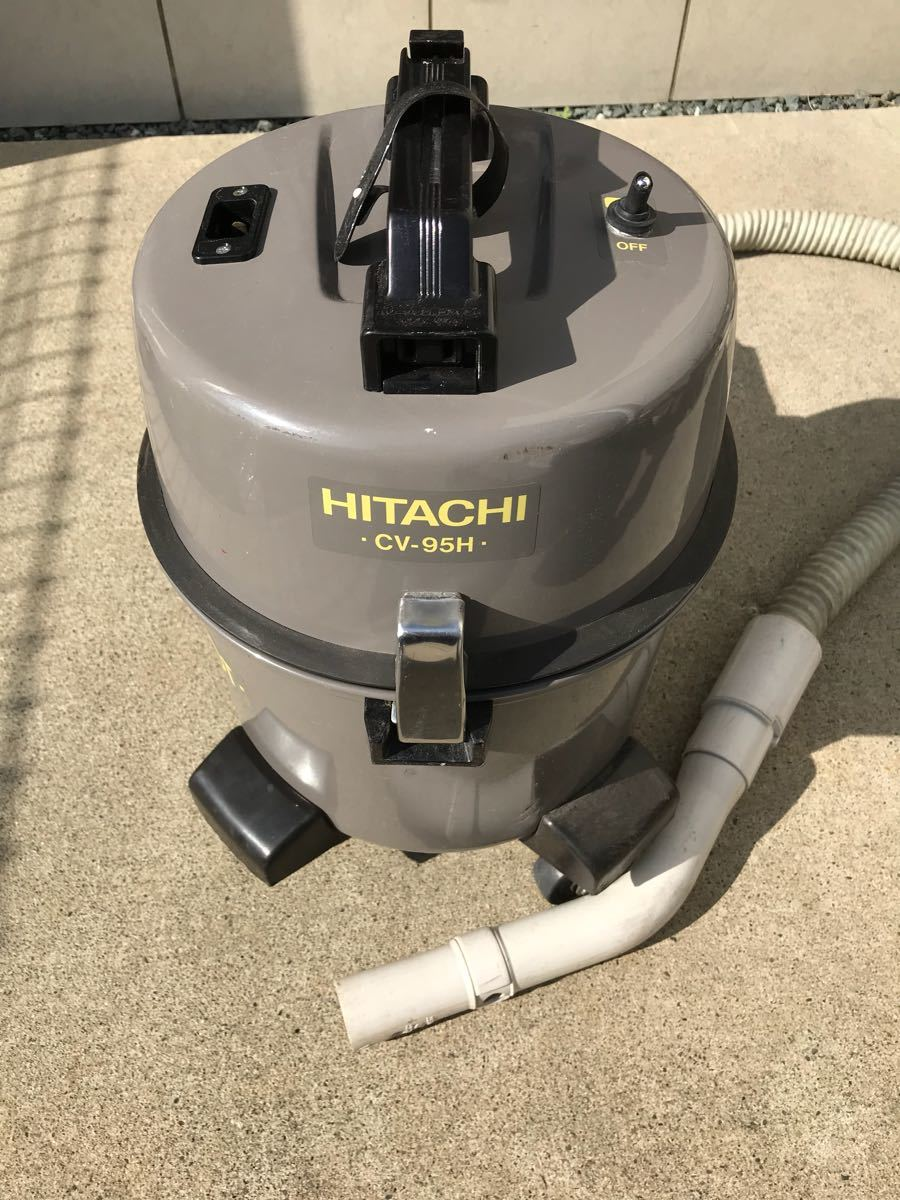 HITACHI掃除機中古品_画像9